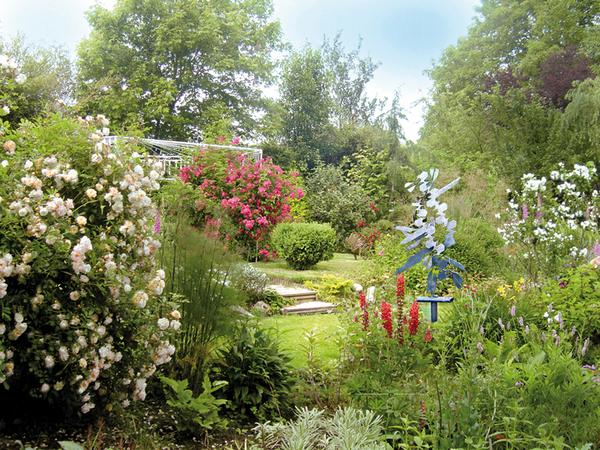 Rendez Vous aux Jardins 2018 -Sculptures et jardin