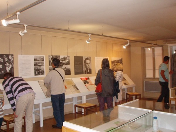 Journées du patrimoine 2020 - Visite guidée de l'exposition permanente