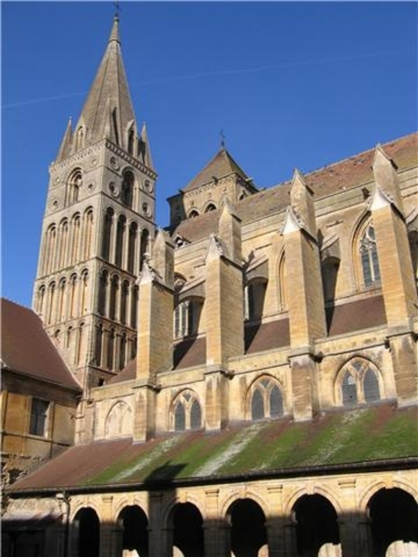 Crédits image : © Abbaye de Saint-Pierre-sur-Dives