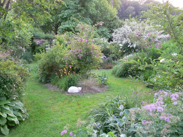 Rendez Vous aux Jardins 2018 -Le jardin de la Sagne