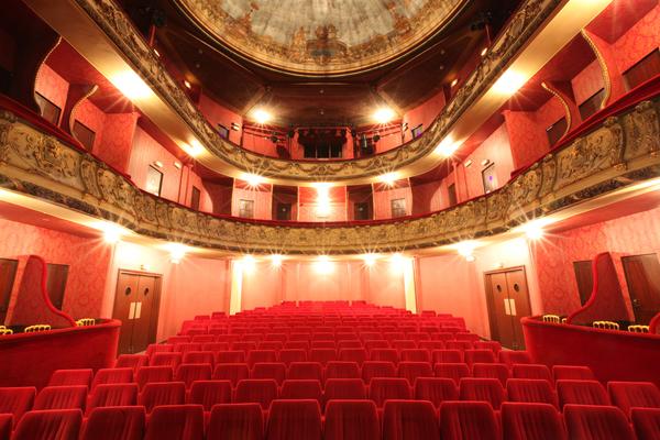 Journées du patrimoine 2019 - Visites du théâtre municipal - Théâtre à l'Italienne