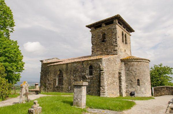 Journées du patrimoine 2017 - Visite libre de l'église restaurée  du XI° siècle