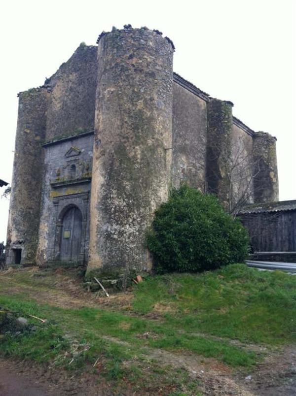 Journées du patrimoine 2017 - La chapelle de l'Audrière