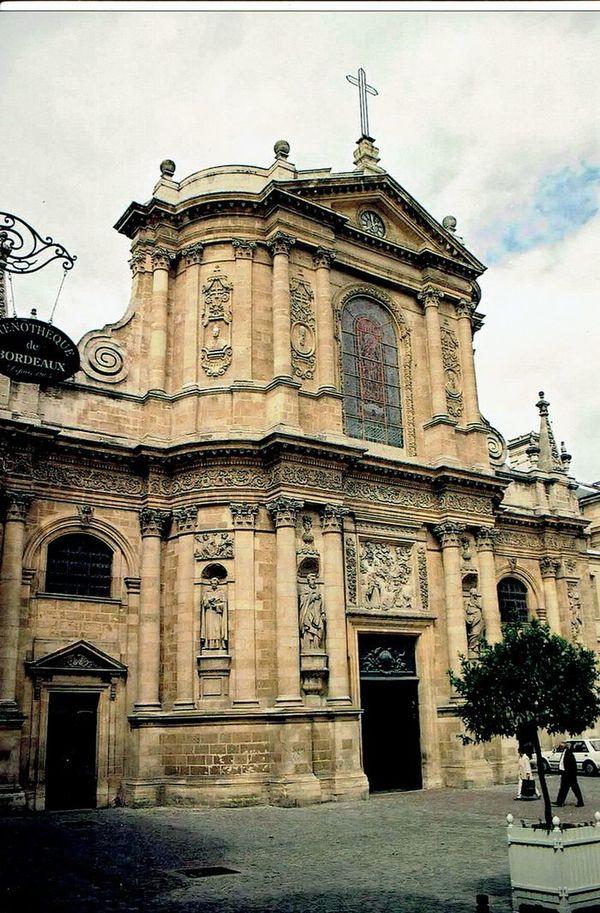 Crédits image : © Église Notre-Dame de Bordeaux