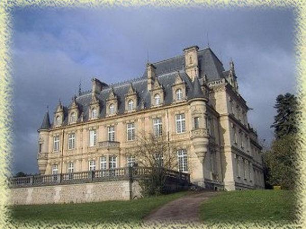 Journées du patrimoine 2020 - Visite du parc et des extérieurs du château de Stephen Liégard