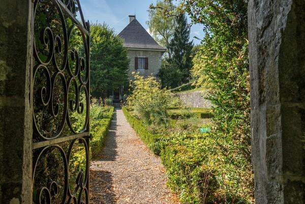 Rendez Vous aux Jardins 2018 -Les Charmettes, maison de Jean-Jacques Rousseau