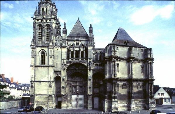 Crédits image : © Église Saint-Gervais-Saint-Protais