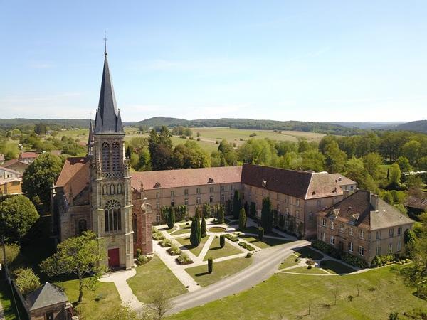Crédits image : Abbaye Autrey
