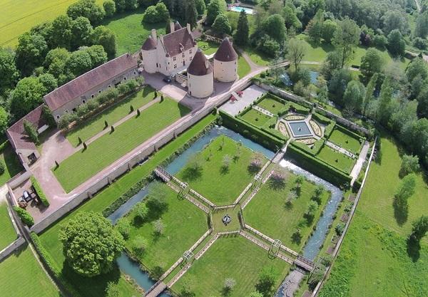 Rendez Vous aux Jardins 2018 -Château de Corbelin