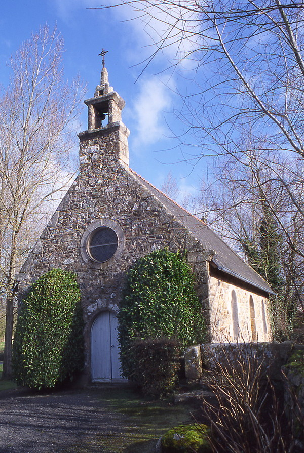 Journées du patrimoine 2017 - Chapelle Saint Gonval