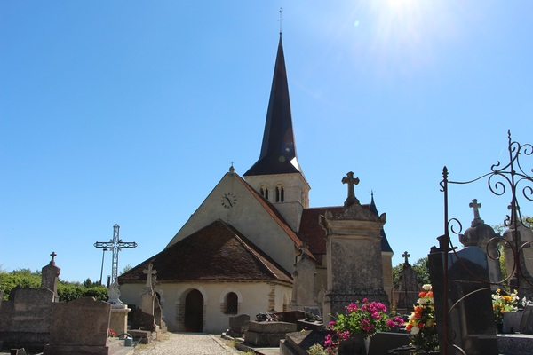 Crédits image : Montreuil-sur-Barse-EgliseSaint-Gilles (c) Maison du patrimoine