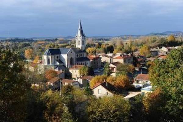 Crédits image : Village de Clérieux ©Valence Romans Tourisme