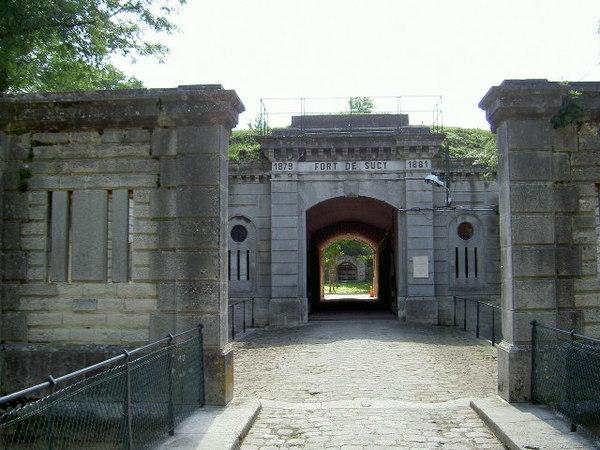 Journées du patrimoine 2018 - Visite libre du Fort de Sucy