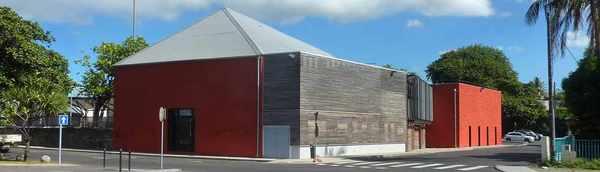 Journées du patrimoine 2019 - L'ancien entrepôt Kerveguen, salle de concert de musiques actuelles