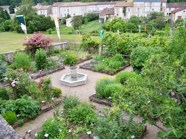 Rendez Vous aux Jardins 2018 -Jardin médiéval de Dignac