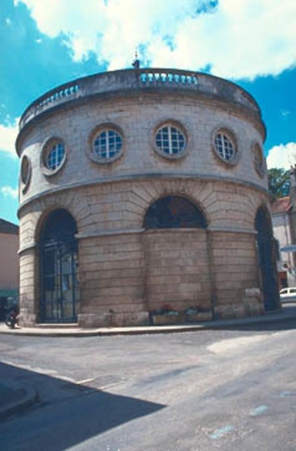 Journées du patrimoine 2017 - Visite des hauts de Givry