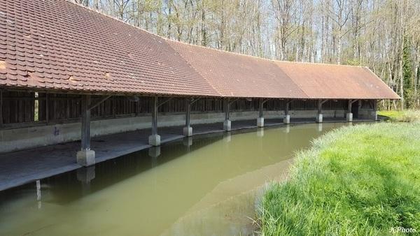 Crédits image : Le lavoir du 19e siècle - Jean-Christophe PAUL