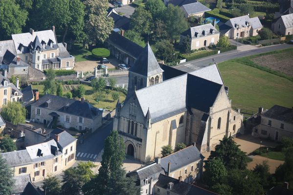 Journées du patrimoine 2018 - Visite commentée des stalles de l'église Saint Aubin