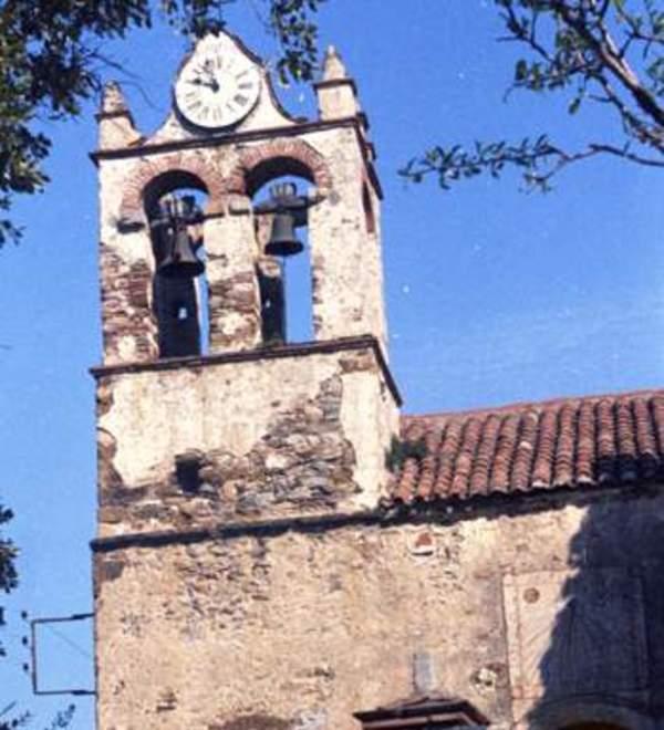 Journées du patrimoine 2017 - Eglise Santa-Maria-Del-Mercadal