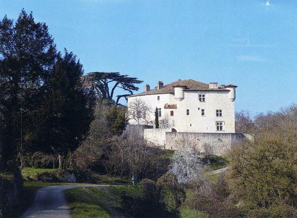 Journées du patrimoine 2017 - Découverte du Château de Combebonnet