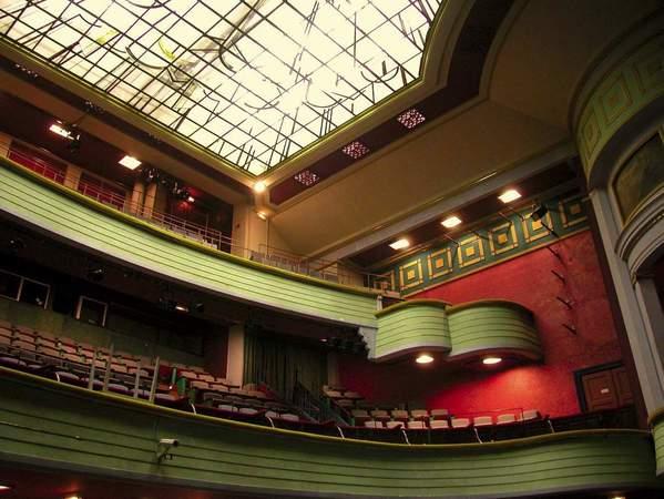 Journées du patrimoine 2017 - Visites guidées du théâtre Le Granit