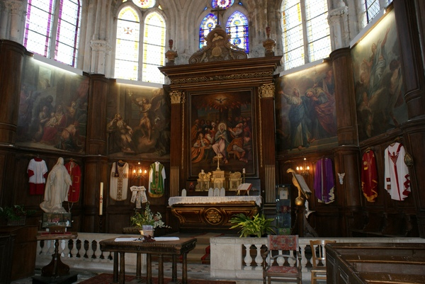 Journées du patrimoine 2017 - Visite commentée de l'église de Flagy