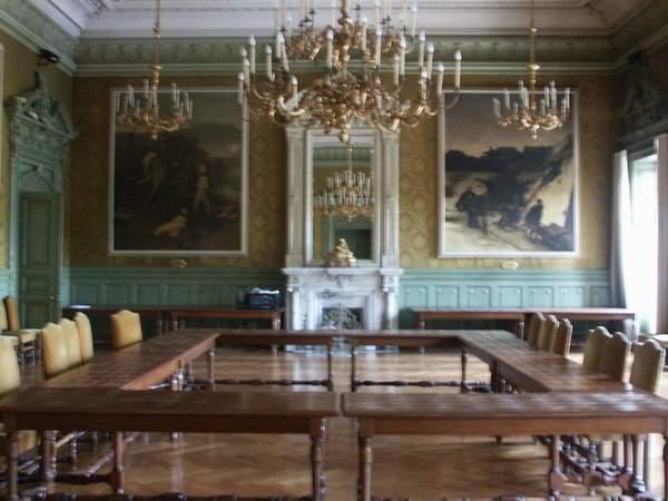 Journées du patrimoine 2018 - Hôtel de Ville de Belfort