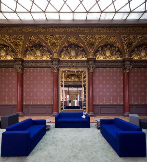 Hôtel de Mercy-Argenteau - Fondation Mozilla