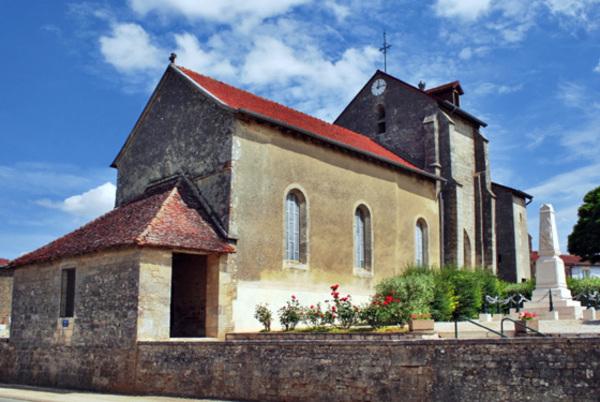 Crédits image : Attancourt - Eglise © Mairie Attancourt