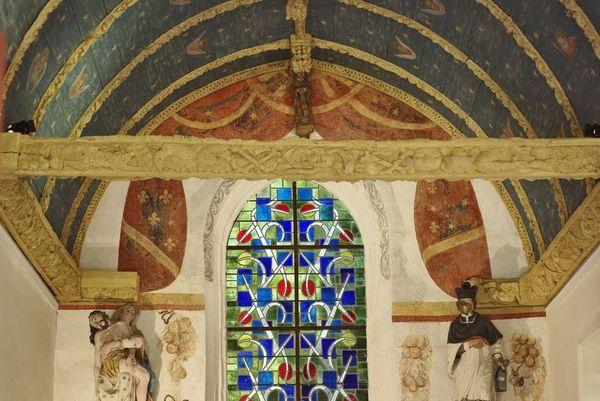 Journées du patrimoine 2017 - Chapelle Saint Jérôme de la salle à Lanmérin