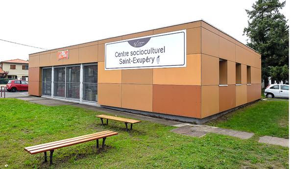 Centre socioculturel Saint-Exupéry