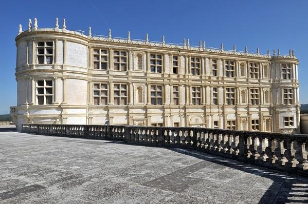 Journées du patrimoine 2017 - Château de Grignan