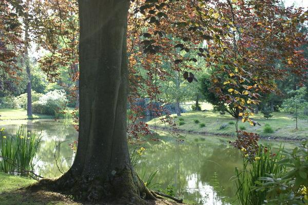 Journées du patrimoine 2018 - Visite libre du parc