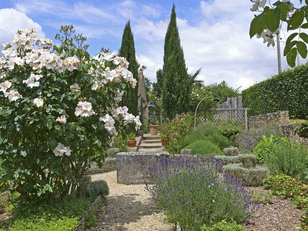 Rendez Vous aux Jardins 2018 -Jardins du manoir de sourches