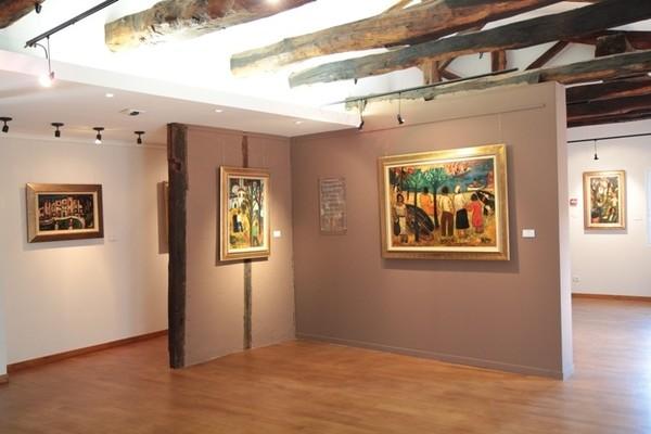 Journées du patrimoine 2017 - Visite libre du musée Bajen Véga