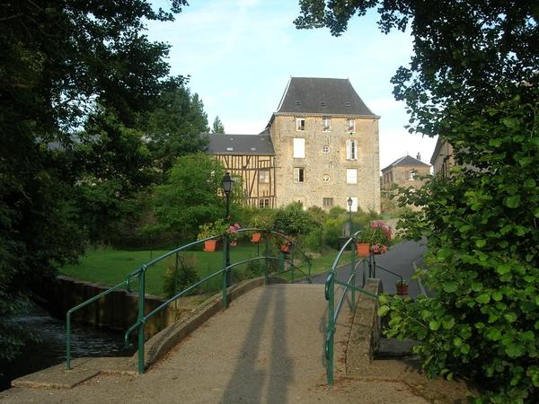 Crédits image : Le château © Anja Poirier