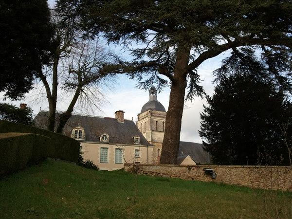Journées du patrimoine 2017 - Visite de l'Hôtel particulier du XVIIIe de Baugé en Anjou