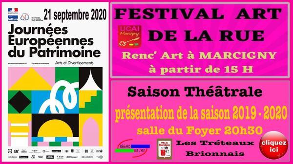 Crédits image : claude Sénécaille adjoint mairie de Marcigny