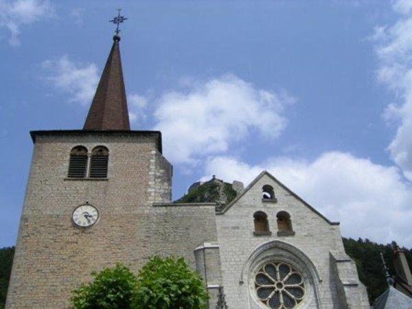 Journées du patrimoine 2019 - Collégiale Saint-Anatoile