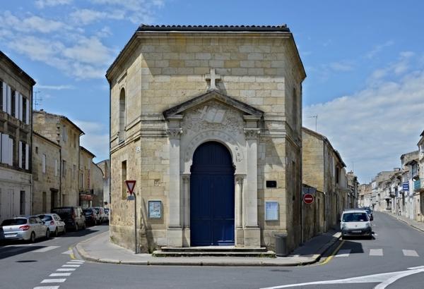 Crédits image : ©Temple protestant de Libourne