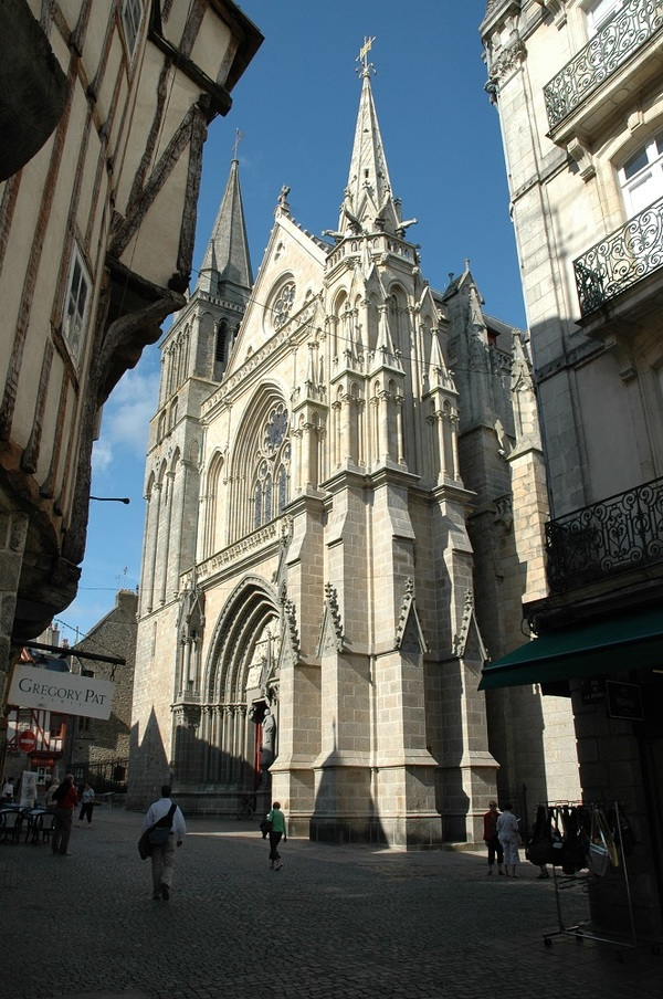 Crédits image : Cathédrale 18 sept 06_0061 © Marc Gallic