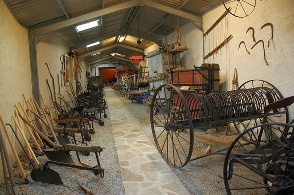 Journées du patrimoine 2017 - Visite libre du musée de la vie paysanne en Haut-Languedoc