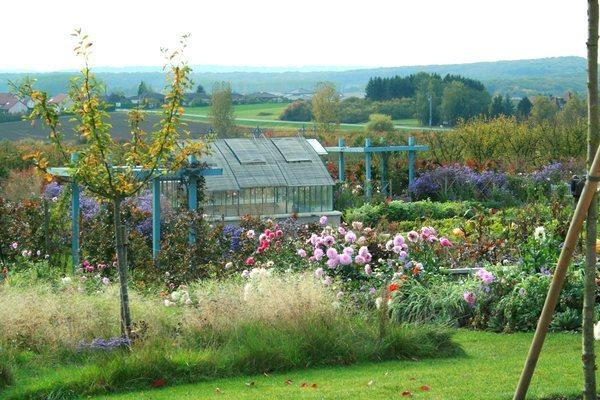 Crédits image : Jardins Fruitiers de Laquenexy