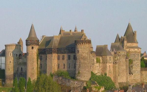Journées du patrimoine 2018 - Visite libre du musée du château - Vitré