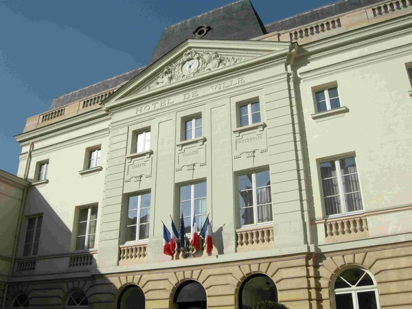 Hôtel de Ville d'Issy-les-Moulineaux