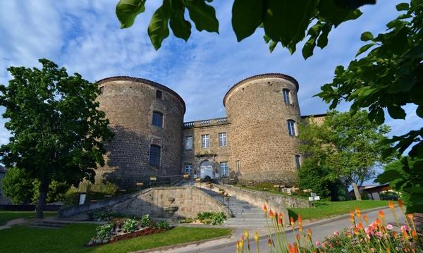Journées du patrimoine 2017 - Visite libre du Château des Evêques