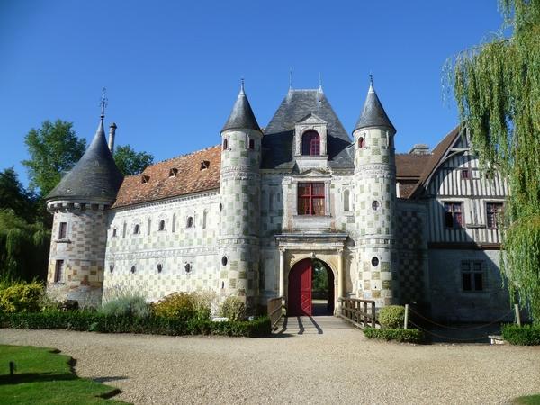 Crédits image : © Château-musée de Saint-Germain de Livet
