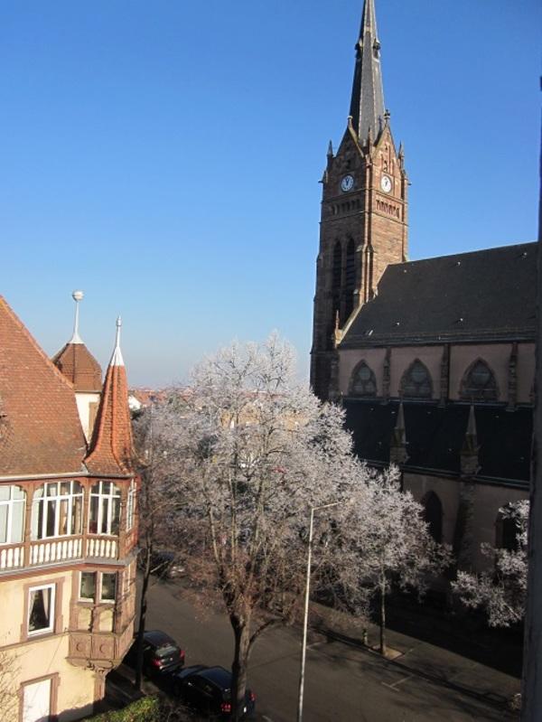 Crédits image : Colmar - Eglise Saint-Joseph - Photo François Martz
