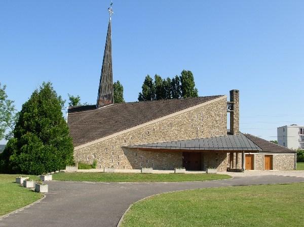 Journées du patrimoine 2018 - Visite de l'église Saint-François d'Assise