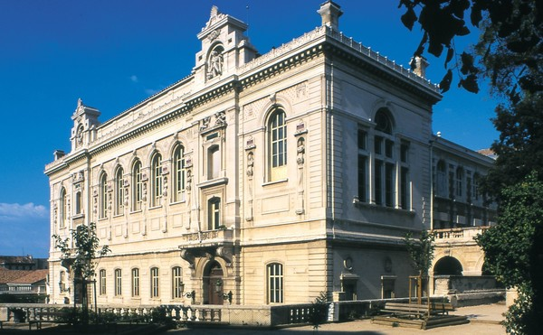 Journées du patrimoine 2019 - Visite du Palais des Beaux-Arts - Place Carli